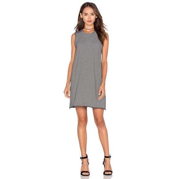 ATM Anthony Thomas Melillo Dresses & Skirts - ATM Anthony Thomas Melillo Pocket Tank Dress XS